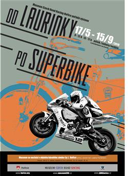 Od laurinky po superbike